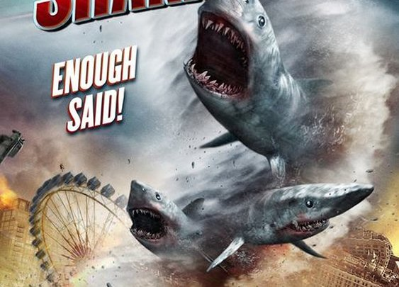 Sharknado...Enough Said : 101 or Less
