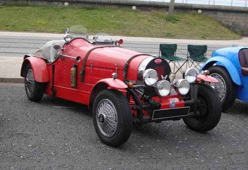 Bugatti type 35 recreation  SOLD on Car And Classic UK [C320865]