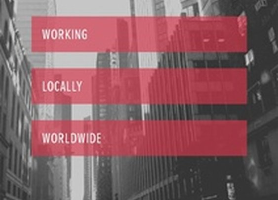 Working locally or globally