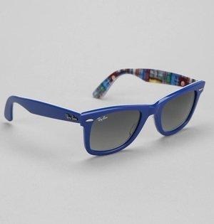 Surfs Up Wayfarer Sunglasses