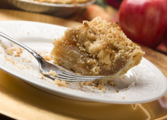 Caramel Crunch Apple Pie | Red Stick Spice Company