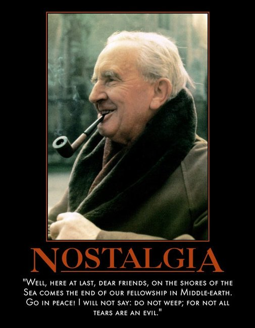 More Tolkien: Looking forward to the Hobbit « Letters from Nottingham