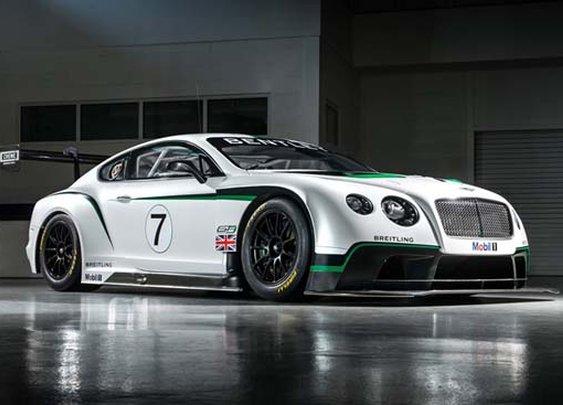 Bentley Continental GT3 Race Car - Luxuryes