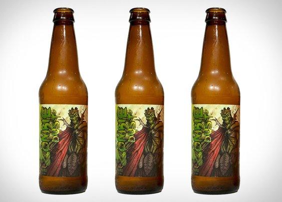 Zombie Dust Beer | Uncrate