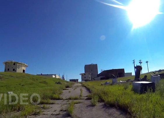 Exploring Fortuna Air Force Station : GhostsofNorthDakota.com
