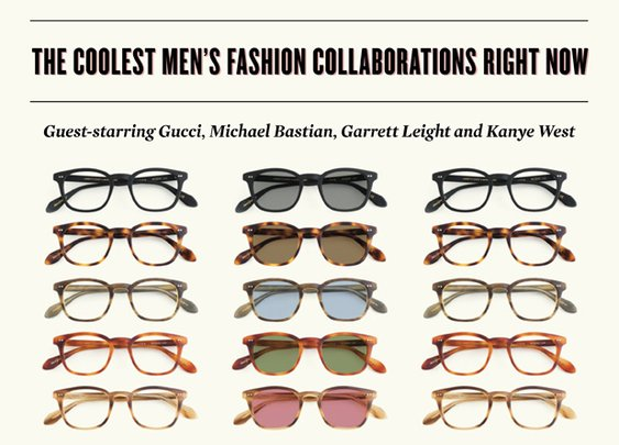 The Coolest Men's Fashion Collaborations Right Now « Sharp - Canada's Magazine for Men Sharp – Canada's Magazine for Men