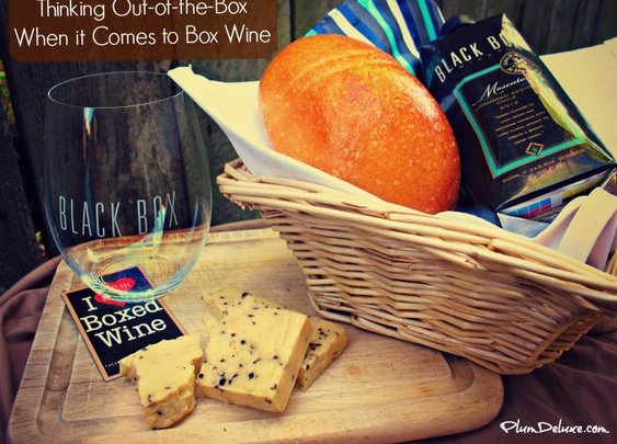 Thinking Out-of-the-Box About Box Wine