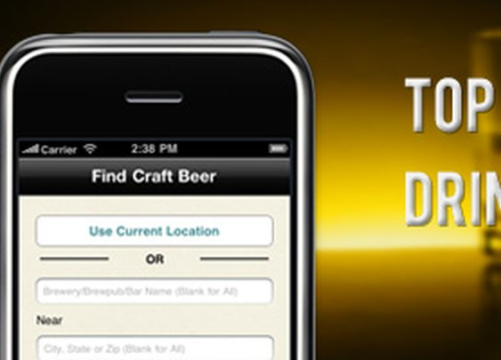 Drink up! The top apps for drink lovers