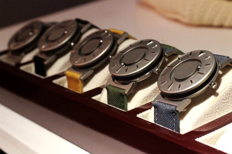 The Bradley Timepiece: Feel The Time