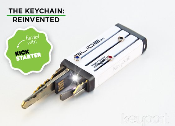 Kickstarter Review: Keyport Slide 2.0 : 101 or Less