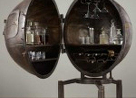 1920s German Light Bulb Voltage Tester Bar   inStash