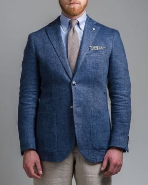 Bruno Twill Jacket