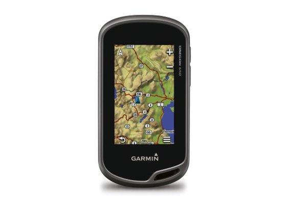Mountain Hiking with the New Garmin Oregon 650 GPS | Baxtton