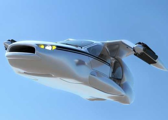 Practical Flying Car - Business Insider