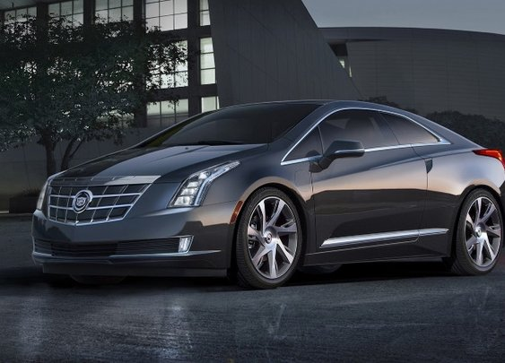 New Cadillac ELR First Electric Car with All-LED Exterior Lighting | NSTAutomotive