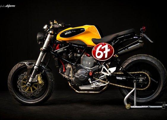 """Pyrene"" Ducati 900 SSie '98 | Essential Moto |"