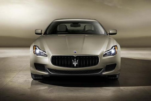 Making of 2014 Maserati Quattroporte Video