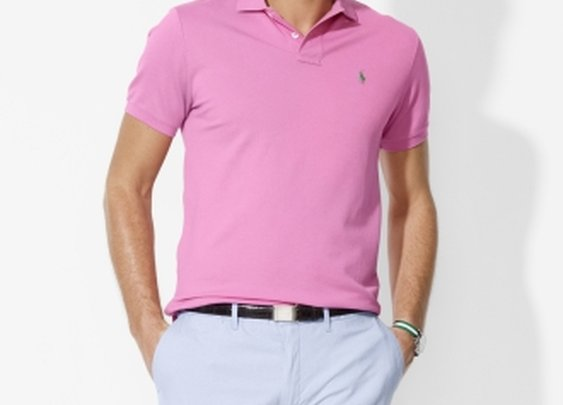 The classic colorful Polo