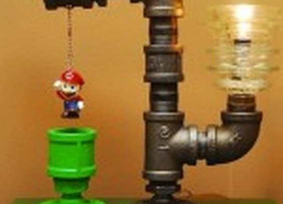 Super Mario Bros. Lamp | inStash