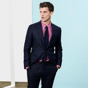 Grant Linen Suit Jacket