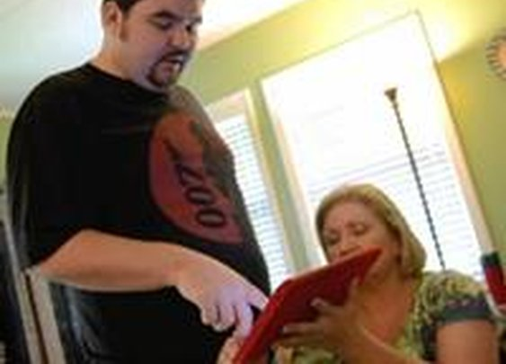 A Man's Autistic Silence Broken after 2 Decades…with an iPad