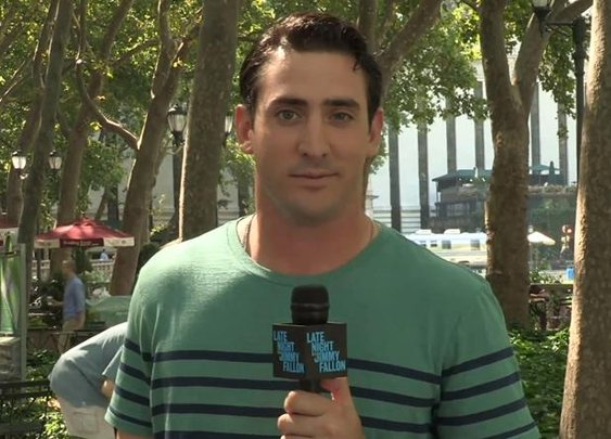 NL All Star Pitcher Matt Harvey Interviews Fans About Matt Harvey : 101 or Less