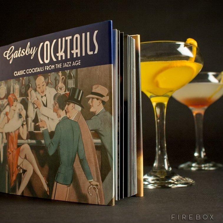Gatsby Cocktail Book | That Should Be Mine