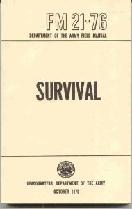 U.S. Army Survival Field Manual 21-76