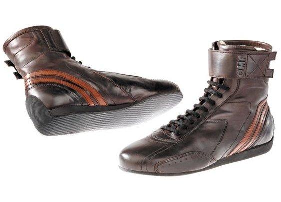 OMP Racing Carrera Boots | Baxtton