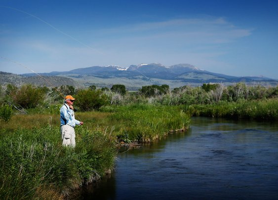 Fly rod makers Tom Morgan, Gerri Carlson create 'Unity with the Universe' | ESPN, the Magazine
