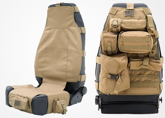 Gear Seat Cover Backpack - HisPotion