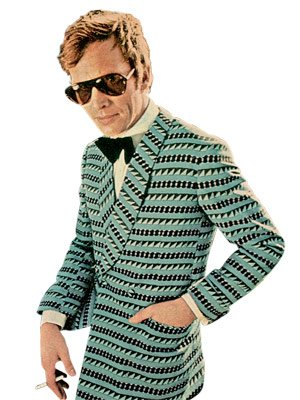 Print - The Evolution of Men's Style: 1933-2008 - Esquire