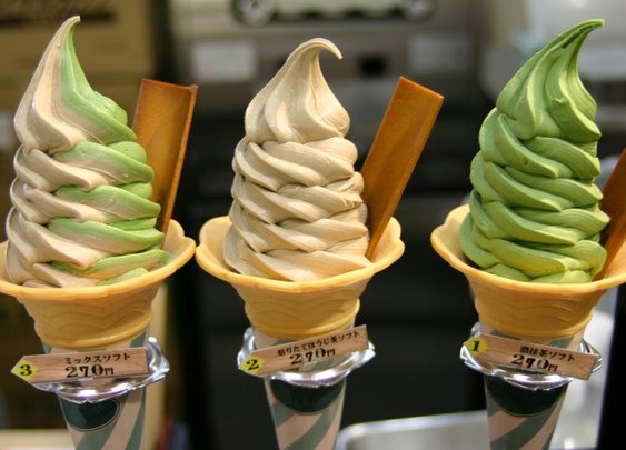 12 Strange-But-Real Ice Cream Flavors | Mental Floss