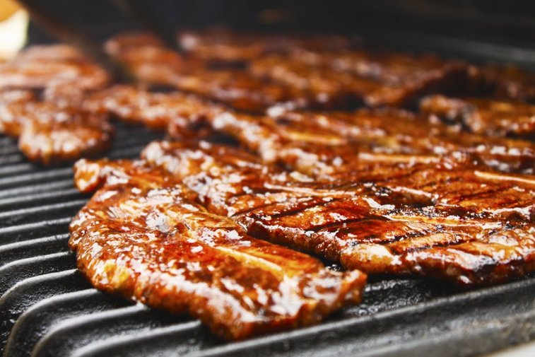 We recommend infusing your grilled meats with this Korean marinade for a tangy, sweet flavor that's damn near irresistible. | Food Republic