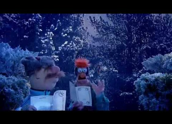 The Muppets.  Ringing of the Bells - YouTube