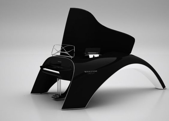 The Prestigious Whaletone Piano | Baxtton