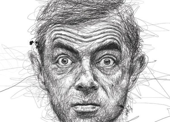 Face Sketches by Vince Low – Enpundit