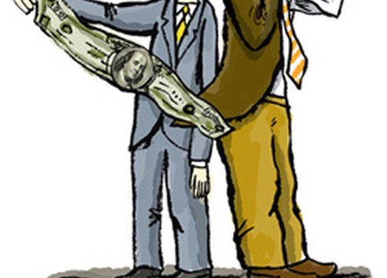 The Lost Art of Pickpocketing