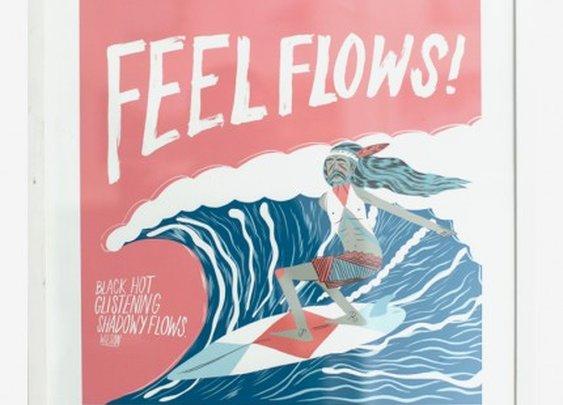 Feel Flows by Stevie Gee