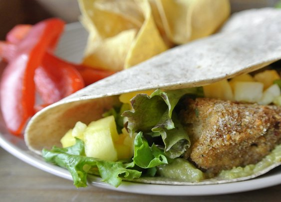 Fiesta Fish Tacos | Easy Recipes for Real Life | Tastefully Simple