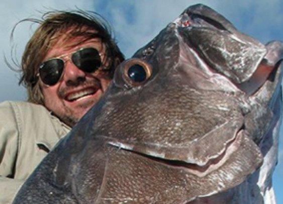 Big Bass Caught Off New Zealand (PHOTO)