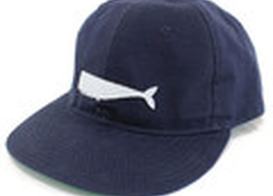Olde Whale Cap Navy