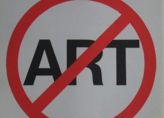 My Story. | Absence of Art in the Church
