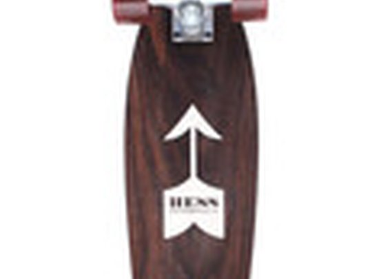 Hess - Skateboard - Moustache