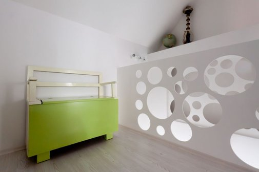Emmental Stairs Design by Biljana Jovanovic