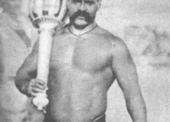 Train Like an Ancient Hindu Warrior: The Steel Mace Workout | The Art of Manliness