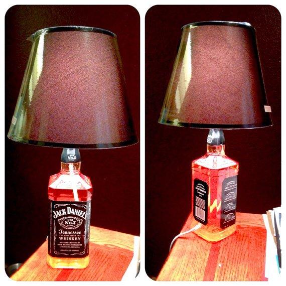 Jack Daniels Table Lamp