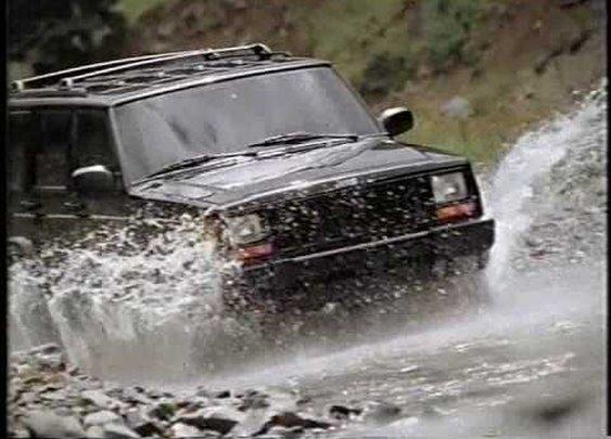 Jeep Cherokee (1999) - XJ