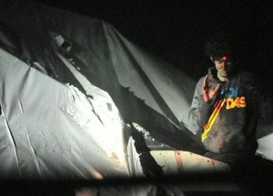 BBC News - Boston suspect Tsarnaev 'manhunt photos' leaked