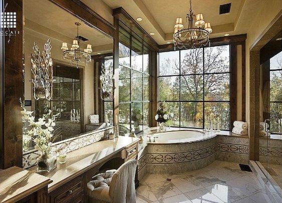 Luxury Traditional Bathroom Style, Design, Ideas, Inspiration